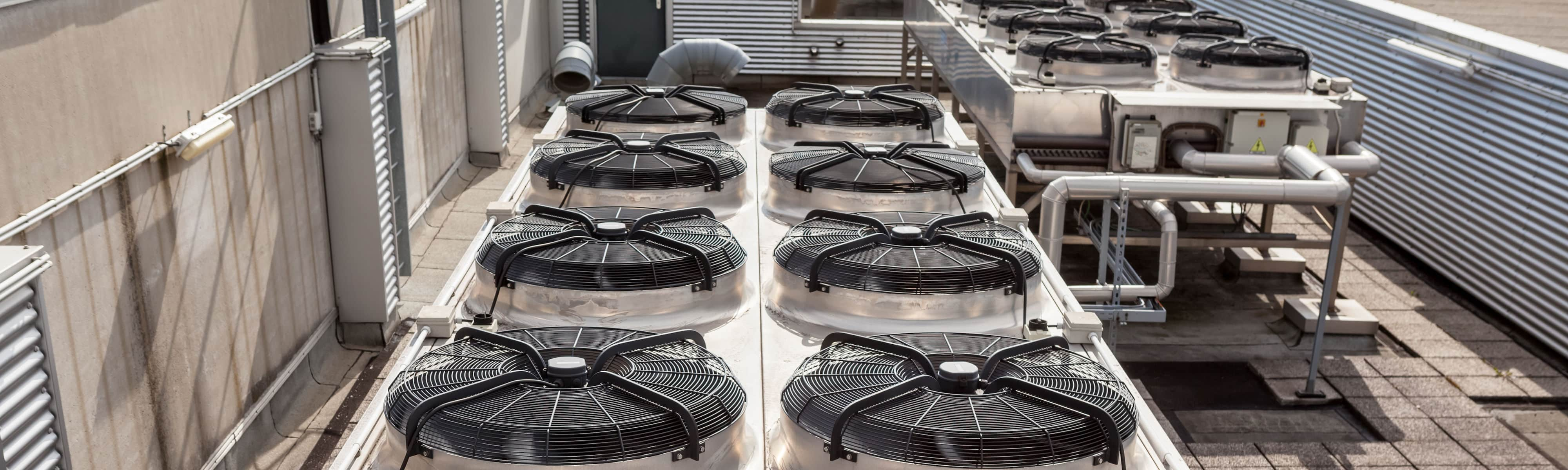 Commercial Cooling | Air Conditioning, Repair, Installation